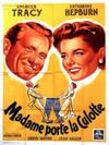 Affiche Madame porte la culotte