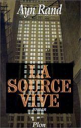 Couverture La Source vive