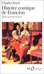 Couverture Histoire comique de Francion
