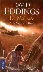 Couverture La Sibylle de Kell - La Mallorée, tome 5