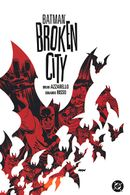 Couverture Batman: Broken City
