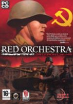 Jaquette Red Orchestra : Ostfront 41-45