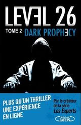 Couverture Dark Prophecy - Level 26, tome 2