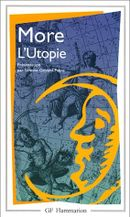 Couverture L'Utopie