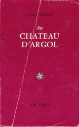 Couverture Au château d'Argol