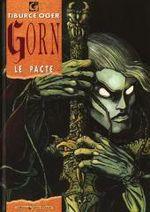 Couverture Le pacte - Gorn, tome 2