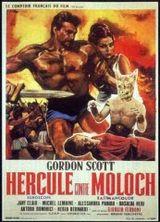 Affiche Hercule contre Moloch
