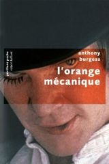 Couverture L'Orange mécanique