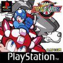 Jaquette Mega Man Battle & Chase