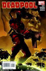 Couverture Deadpool : Volume 2 (Marvel Comics)