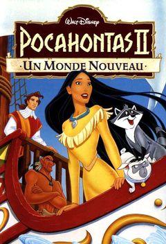 Affiche Pocahontas 2 : Un monde nouveau