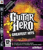 Jaquette Guitar Hero Greatest Hits