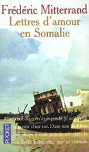 Couverture Lettres d'amour en Somalie