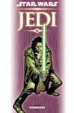 Couverture Au bout de l'infini - Star Wars : Jedi, tome 5