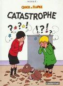 Couverture Catastrophe - Quick & Flupke, tome 9