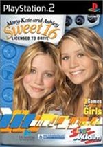 Jaquette Mary-Kate & Ashley : Sweet Sixteen - Licensed to Drive