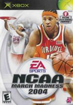 Jaquette NCAA March Madness 2004