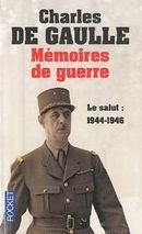 Couverture Mémoires de guerre