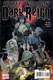 Couverture Secret Invasion : Dark Reign