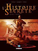 Couverture Genèse - L'Histoire secrète, tome 1