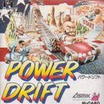 Jaquette Power Drift