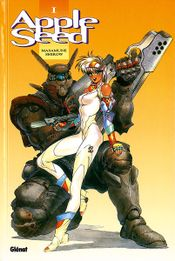 Couverture Appleseed, tome 1