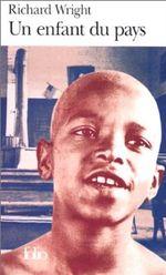 Couverture Un enfant du pays