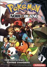 Couverture Pokémon Noir et Blanc