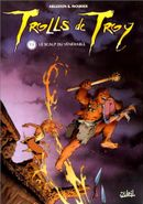 Couverture Le Scalp du vénérable - Trolls de Troy, tome 2