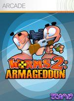 Jaquette Worms 2 : Armageddon