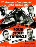 Affiche Four Sided Triangle