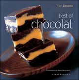 Couverture Best of chocolat