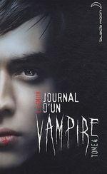 Couverture Le journal d'un Vampire, tome 4