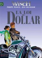 Couverture La Loi du Dollar - Largo Winch, tome 14