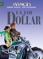 Couverture La Loi du dollar - Largo Winch, tome 14
