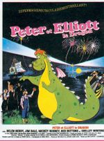 Affiche Peter et Elliott le Dragon