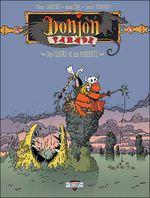 Couverture Des fleurs et des marmots - Donjon Parade, tome 4