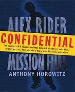 Couverture Alex Rider : Mission Files