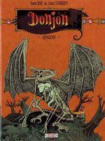 Couverture Armaggedon - Donjon Crépuscule, tome 103