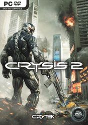 Jaquette Crysis 2