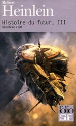 Couverture Révolte en 2100 - Histoire du futur, tome 3