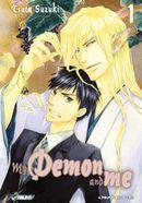 Couverture My demon & me