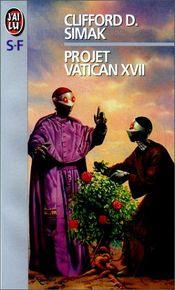 Couverture Projet Vatican XVII