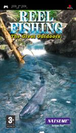 Jaquette Reel Fishing : The Great Outdoors
