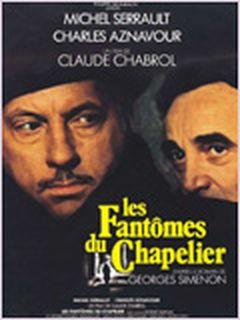 Affiche Les Fantômes du chapelier