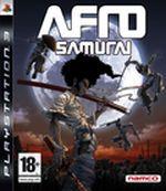 Jaquette Afro Samurai