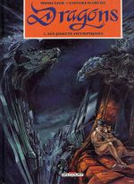 Couverture Les Jouets olympiques - Dragons, tome 1