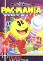 Jaquette Pac-Mania