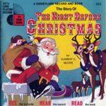 Affiche L'Arbre de Noël