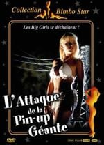 Affiche L'attaque de la pin-up géante